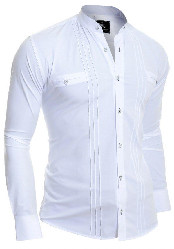 camisa cuello mao 2