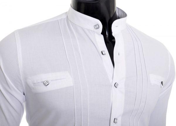 camisa cuello mao 3