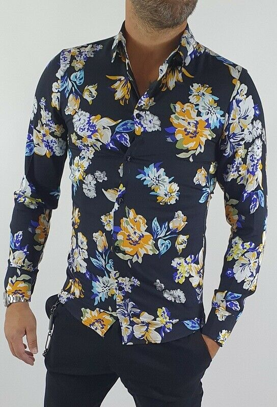 camisa floral 1