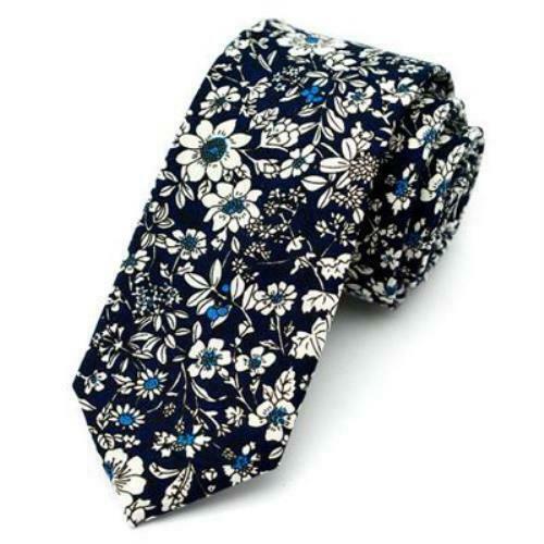 corbata floral 2