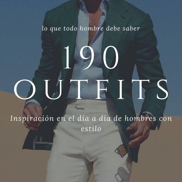 fondo de armario con 190 outfits