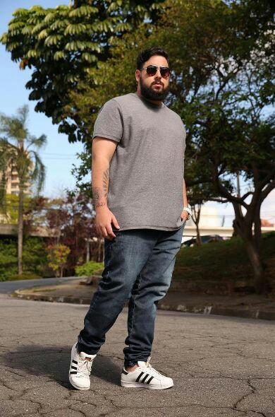 consejos de moda para el hombre gordo 1